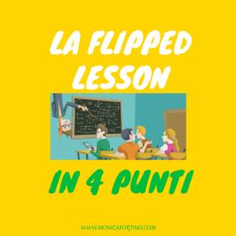 la-flipped-classroomin-4-punti